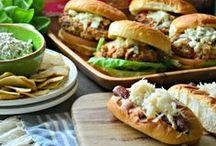 KING'S HAWAIIAN® & Walmart Game Time / Sharing the best recipes for tailgating and homegating!