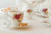 Tea Cups and Roses / An elegant tea party bridal shower