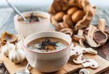 Soups/Stew-like bowls