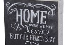 Where the Heart Is / by Melanie Halsey