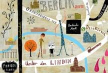 ||| Berlijn ||| / by Pauline van Eijle