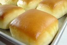 Bread Rolls & Breadsticks / Rolls and Breadsticks  / by Brenda Law