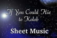 Sheet Music by Chas