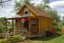 Tiny Homes/Cabins / by Gregg Bryant