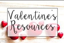 Valentine's Day in the Classroom / From no candy valentines to Valentine's Day art projects, this is a collection of classroom resources and teaching ideas to help teachers with Valentine's Day in the classroom.