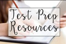 Test Prep / Engaging and Rigorous Test Prep Resources, Ideas, and Freebies