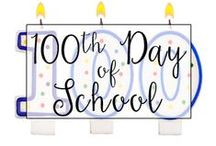 100th Day Fun! / Celebrate the 100th of class with these great 100 Day Fun classroom resources.