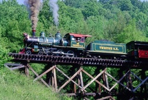 Trains / by Gregg Bryant