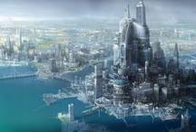 Sci Fi / Fantasy / by Gregg Bryant
