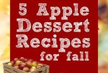 Fruit Dessert Recipes / Dessert recipes using all kinds of fruit!