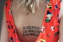 Tattoo / by Andrea Longueira
