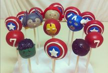 Avengers Birthday Party / by Stephanie Cartwright-Rocco