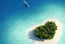 Private Islands / ...islands, beaches, paradise lost & found….