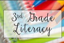 3rd Grade Common Core Literacy / Tips, resources, and ideas for 3rd Grade Common Core Reading, Writing, and Language