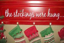 Christmas/winter / by Stephanie Cartwright-Rocco