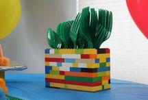 Lego party / by Stephanie Cartwright-Rocco