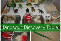 Play Themes: Dinosaurs