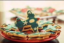 Cookies for my boy / by Andrea Longueira