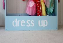 Dramatic Play (Dress-up, Role-play)
