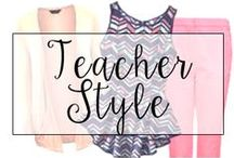 Teacher Style / From teacher shirts to teacher approved outfits, this board has clothing inspiration for any teacher.