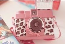 Lomography lover / Lomography, picture and camera I love