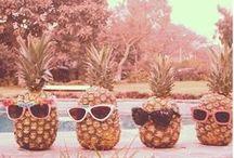 Ananas partout