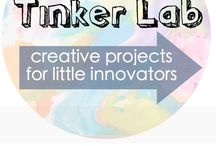 Homeschool: STEM - Tinkering and Inventing
