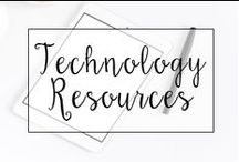 Technology in the Classroom / Technology is here to stay, and this board is full of the best uses of educational technology for today's classroom. From online review, to classroom management programs, to apps, this board is full of classroom ready technology ideas.
