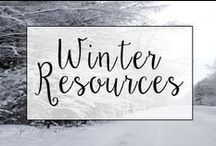 Winter and MLKing Jr / This board includes winter lessons, winter arts and crafts, and winter activities for upper elementary as well as Martin Luther King Jr. activities.