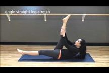 pilates / by Holly McNichols