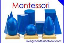 Homeschool: Montessori Philosophy