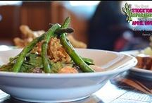 The Great Stockton Asparagus Dine Out Eats! / Photos of the amazing asparagus dishes offered during the month-long 2015 #GSADO! dineoutstockton.com / by Visit Stockton