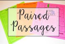 Paired Passages / Resources, ideas, and blog posts about teaching with paired passages.