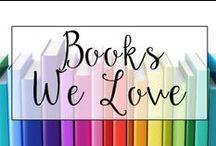Books We Love / A list of our favorite children's books for elementary and upper elementary age students!