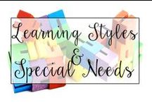 Learning Styles and Special Needs / A collection of ideas and advice for different learning styles, learning difficulties and disabilities as well as other special needs that affect students in the classroom.