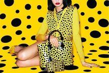 Black and Yellow / by Loreen Álvarez Browne🌷