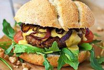 Vegan Burgers / The best vegan burgers the internet has to offer!