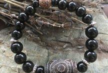 Браслеты из натуральных природных камней и органики / Браслеты, минералы самоцветы
