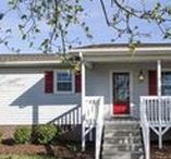 SOLD- 4801 Pliney Farlow Road, Trinity, NC 27370 / Looking for a move in ready home with a fenced back lawn and a rocking chair front porch? Then this is the home for you! This cutie has been updated and painted with new flooring, new deck, new cabinets, new appliances & new counter tops. Spacious rooms. USDA Eligible! Keller Williams Realty - Triad Connections Team: Earla Clark