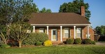 SOLD - 108 Courtland Lane, Archdale, NC 27263 / NEW ROOF 2017, NEW Hot Water Heater 2018, NEW Appliances 2017, & a fresh coat of paint make this ALL BRICK home move in ready. Spacious living area w/ cathedral ceiling, hardwood floors & gas log fireplace. Large kitchen with tiled backsplash, granite countertops, ample pantry and work space. Master suite with private bath, walk in shower & tub. Fenced lawn, private deck & super garage space. Great location just minutes off I 85 and 311. Keller Williams Realty-Triad Connections Team: Earla Clark