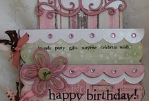 Birthday cards / by Rolly