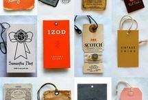 Labels / by Rachel Spawton