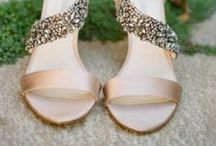 Wedding Shoes!! / Wedding shoes are super hard. To get a classy shoe that is traditional and elegant and not over the top seems impossible!