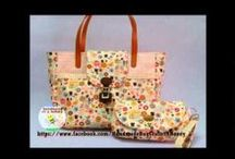 handmade bag ct n honey / my passion