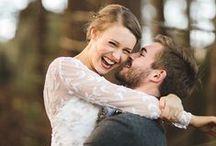 Fotos de boda, fotos de los novios | Wedding photoshoot, wedding pictures. / Inspiración para tus fotos de boda | Couple photoshoot, beautiful wedding pictures.