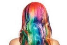 Hair: Rainbow
