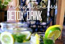 Detox Drinks | Everything Detox / Detox Drinks | detox drinks lemon detox detox detox waters metabolism jillian michaels / by Herbal Remedies