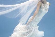 Trash the Dress / Ideas para sesión de fotos Trash the dress | Trash the dress ideas for brides.
