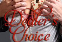 Dealer's Choice / Pace Whitaker is one of the few women who ever turned fabulously wealthy Jay Adams down. His alpha tendencies were too intense and she stopped seeing him after a couple of dates. Now her brother is missing, along with millions of dollars of client money. She's forced to make a multimillion-dollar wager with Jay in order to save her brother from a lengthy jail sentence.