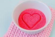 San Valentin / Manualidades, decoraciones y más sobre el día de San Valentin